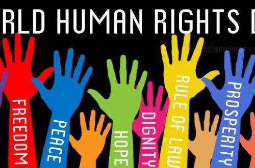 هفتاد و دومین سالگرد اعلامیه جهانی حقوق بشر